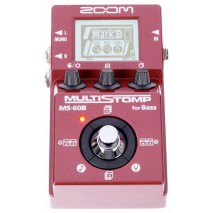 Zoom MS-60B basszusgitár multieffekt