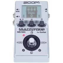 Zoom MS-50G gitár multieffekt