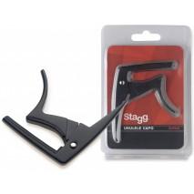Stagg SCPUK BK ukulele kapó