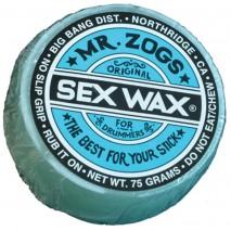 MR ZOGS dobverő sex wax