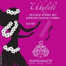 Hannabach 230 MT szoprán ukulele húrszett