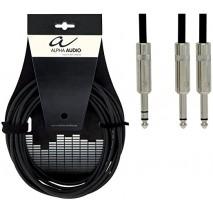 Alpha Audio 190740 3 méteres csoport kábel
