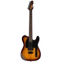 LTD TE-200 TSB TOBACCO SUNBURST elektromos gitár
