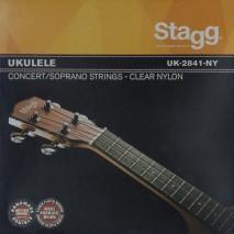 Stagg UK-2841-NY ukulele húrkészlet
