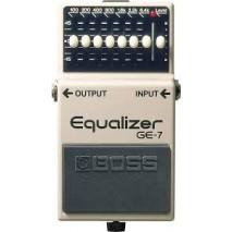 Boss GE-7 Equalize gitáreffekt