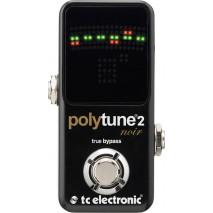 TC electronic Polytone 2 Noir hangoló