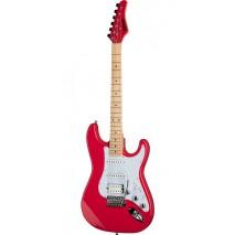 Kramer Fókusz VT-211S Ruby Red elektromos gitár