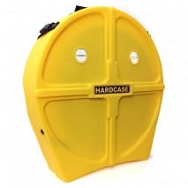 Hardcase HNP9CYM22-Y sárga cintányér kemény tok