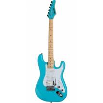 Kramer Focus VT-211S Teal elektromos gitár