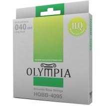 Olympia HQBB-4095 4 húros akusztikus basszusgitárhoz