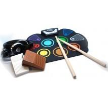 Mukikim Rock And Roll It Color Code Drum gyakorló dobpad