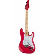 Kramer Focus VT-211S Ruby Red elektromos gitár
