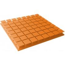 Mega Acoustic PA-PM8K-O-60x60x6 Narancssárga