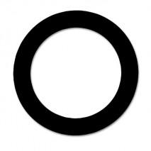 Kickport TRGBL T-Ring fekete