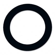 Kickport TRGMB T-Ring metál fekete