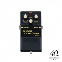Boss SD-1-4A gitáreffekt