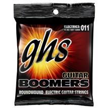 GHS Boomers Medium 11-50 elektromos gitárhúr
