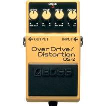 Boss OS-2 Overdrive/Distortion gitáreffekt