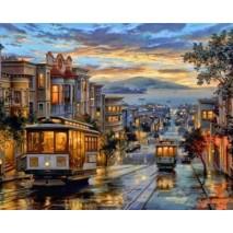 Festés számok szerint San Francisco
