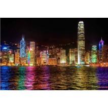 Festés számok szerint Hong Kong