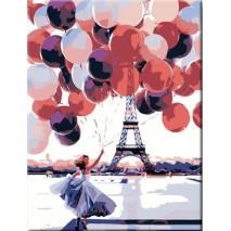 Eiffel-torony festés számok szerint