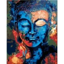 Színes Buddha festés számok szerint