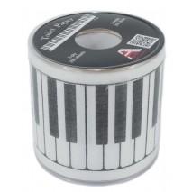 Zongora mintás wc papír
