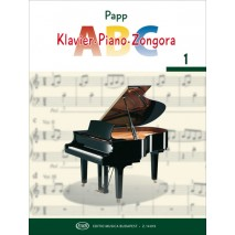 Papp Lajos: Zongora-ABC 1