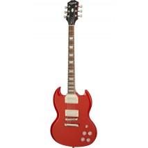 Epiphone SG Muse Scarlet Red Metallic elektromos gitár