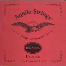 Aquila 83U Red Series Soprano ukulele húrkészéet