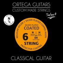 """Ortega NYS44N """"Select"""" a klasszikus gitár húrkészlet 4 /4 -es"""