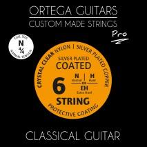 """Ortega NYP44N Custom """"Pro"""" szériás klasszikus húrkészlet"""