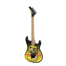 Kramer Baretta Cobra Black and Yellow elektromos gitár