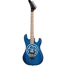 Kramer Baretta White Lotus Candy Blue elektromos gitár
