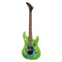Kramer Snake Sabo Baretta Green elektromos gitár