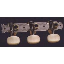 Koncertgitár hangolókulcs, nikkelezett  ( CGM011)