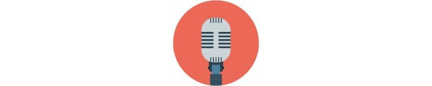 Kommunikációs mikrofonok