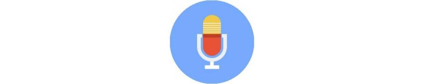 Koncert és Studio mikrofonok