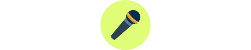 Vezetéknélküli mikrofonok