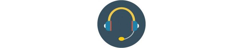 Mikrofonos Headszett, Fejmikrofon
