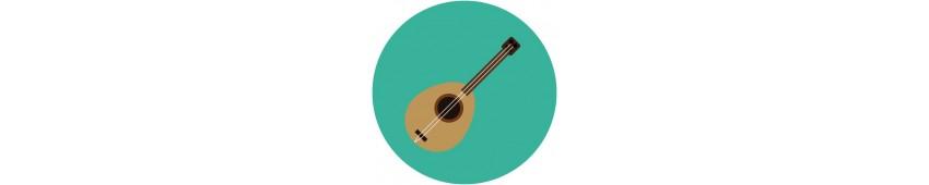 Tokok egyéb pengetős hangszerekhez