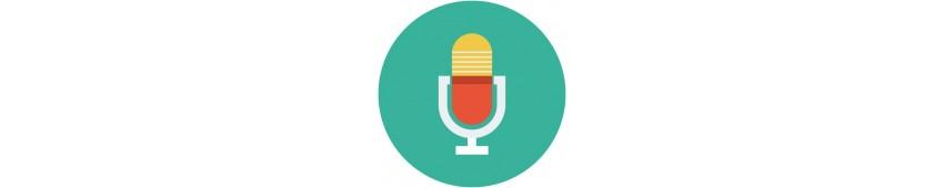Mikrofon kiegészítők