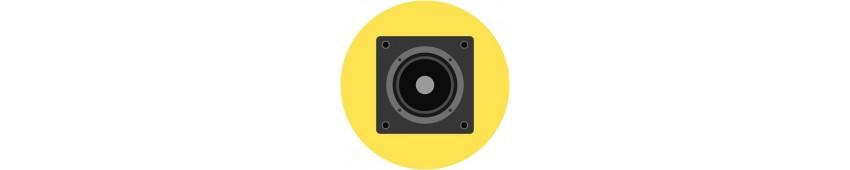 Tölcsér hangszóró 100V