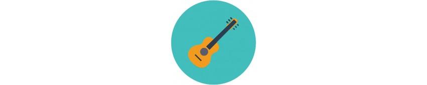 Akusztikus gitártok