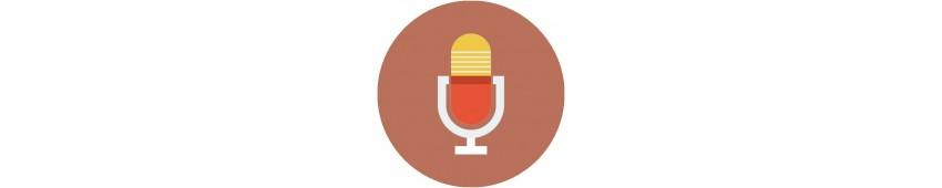 Mikrofon tartó tokok