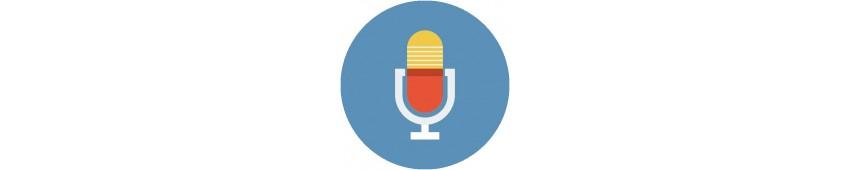 Mikrofon kosár